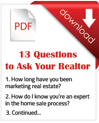 13 Questions to Ask Your Realtor