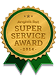Angies List Super Service Award - Brett Furman