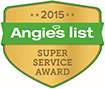 Angie's List Super Service Award 2015 - Brett Furman